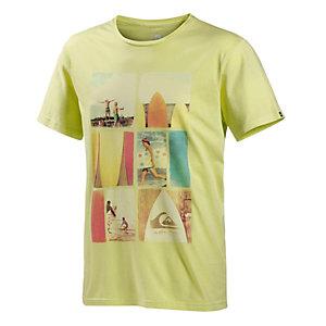 Quiksilver Nomad Organic T-Shirt Herren gelb