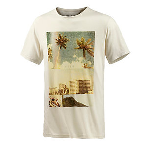 Billabong Holidayze T-Shirt Herren offwhite