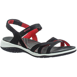 ECCO Kawaii Outdoorsandalen Damen schwarz