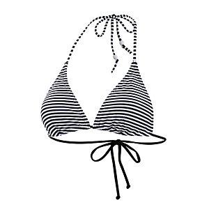 Maui Wowie Triangel-OT Bikini Oberteil Damen schwarz/weiß