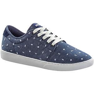 WESC Edmond Sneaker Herren blau/weiß