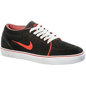 Nike Sneaker Rot Schwarz