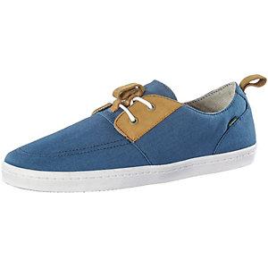 Element Catalina Sneaker Herren blau/braun/weiß