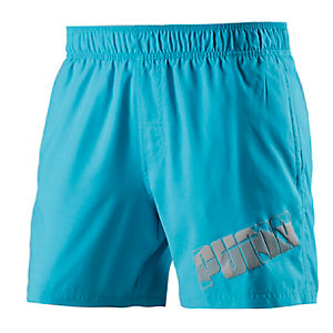 PUMA Foundation Beach Short Badeshorts Herren ocean