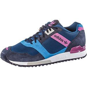 adidas ZX 700 Contemp Sneaker Damen blau/lila