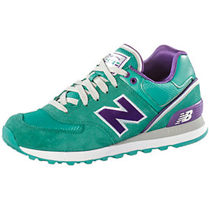 New Balance 574 Damen Lila