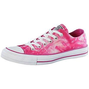 CONVERSE Chuck Taylor All Star Sneaker Damen pink/weiß