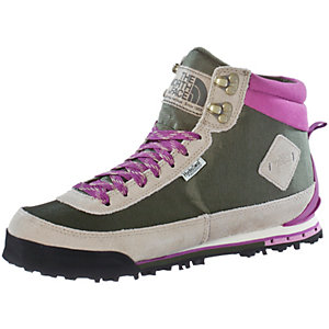 The North Face Back to Berkeley Winterschuhe Damen grün/beige