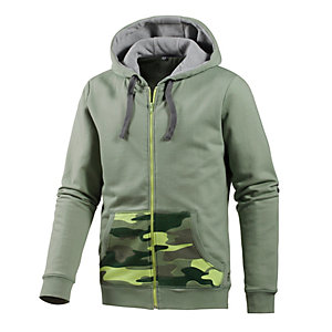 Neighborhood Sweatjacke Herren oliv