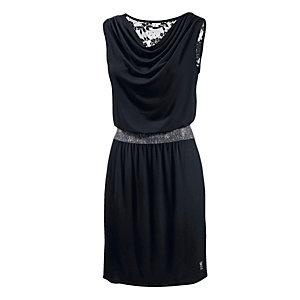 Neighborhood Jerseykleid Damen schwarz
