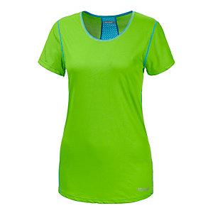 Marmot Essential Funktionsshirt Damen hellgrün