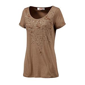 VSCT T-Shirt Damen hellbraun