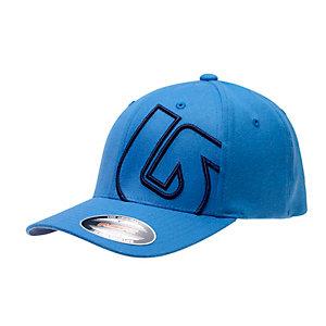 Burton Slidestyle Flex Fit Cap blau