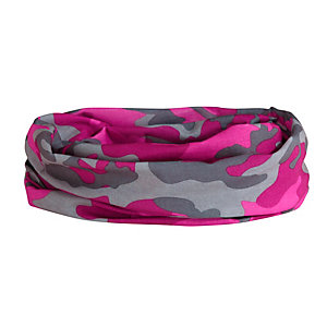 OCK Camouflage Loop pink/grau