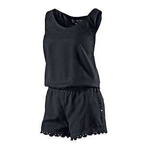 billabong las jumpsuit damen schwarz im online shop von. Black Bedroom Furniture Sets. Home Design Ideas