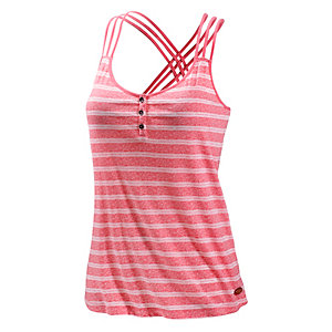 Roxy Feather Tanktop Damen pink/koralle