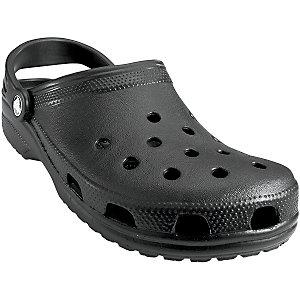 Crocs Classic Sandalen in schwarz,