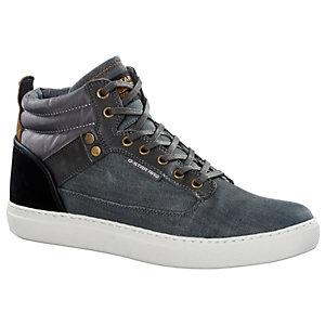 G-Star AUGUR Jeddar Denim Sneaker Herren grau/schwarz
