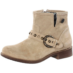 REPLAY Bootie Damen beige