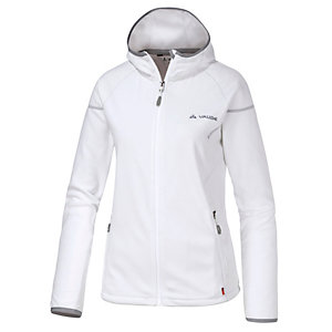 VAUDE Smaland Fleecejacke Damen weiß