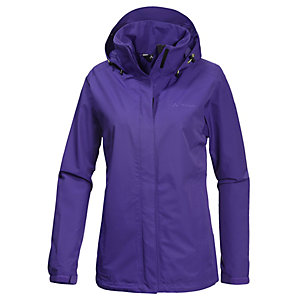 VAUDE Escape Light Regenjacke Damen lila