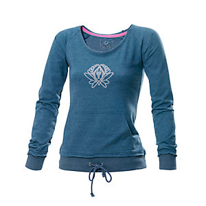 unifit Sweatshirt Damen graublau