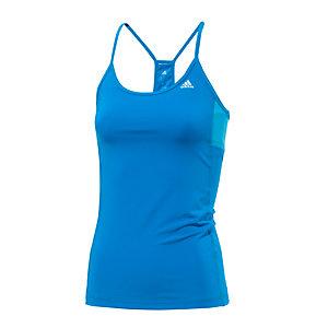 adidas Funktionstop Damen blau