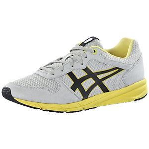 ASICS Shaw Runner Sneaker Herren grau/gelb