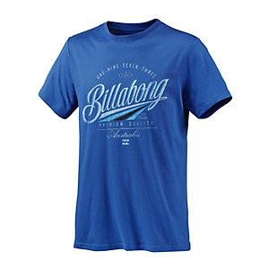 Billabong Syndicate T-Shirt Herren royal