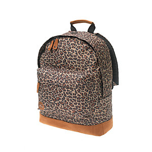 Mi-Pac Custom Prints Daypack braun/leopard