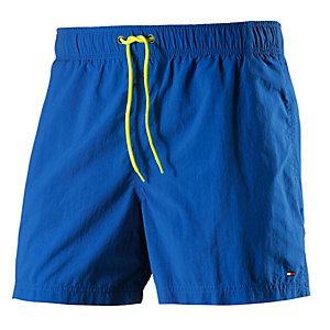 Tommy Hilfiger Solid Swim Badeshorts Herren blau