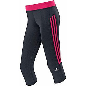 adidas Lauftights Damen schwarz/pink