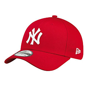 New Era 39THIRTY NEW YORK YANKEES Cap scarlet/white