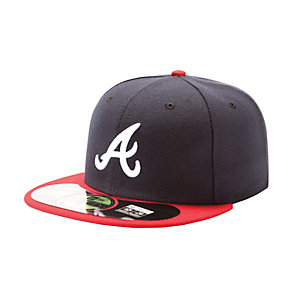 New Era Cap navy/rot