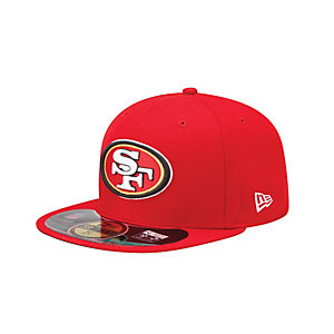 New Era San Francisco 49ers Cap rot
