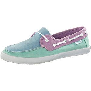 Vans Chauffette Textile & Canvas Sneaker Damen mint/hellblau/lila