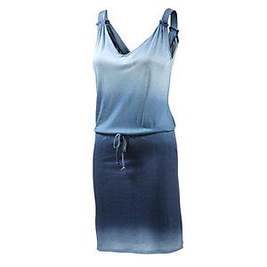 Herrlicher Trägerkleid Damen blau