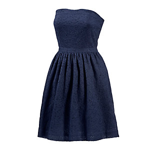 LTB Bandeaukleid Damen navy