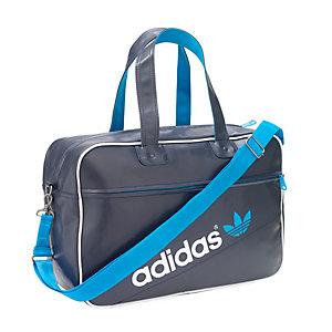 adidas Holdall Umhängetasche navy/weiß/blau