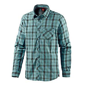 Strellson Sportswear Langarmhemd Herren petrol