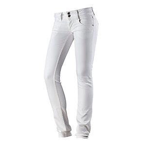 low priced 4dc98 1c160 Pepe Jeans Damen Saturn Jeans, Weiß (Denim), W28/L32 (Herstellergröße: 28)