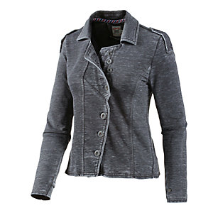 Tigerhill Sweatjacke Damen anthrazit