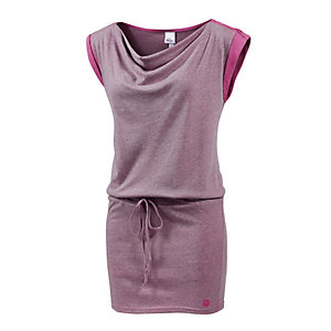 Bench Tone on Tone Jerseykleid Damen pink