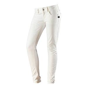 G-Star Lynn Skinny Fit Jeans Damen weiß