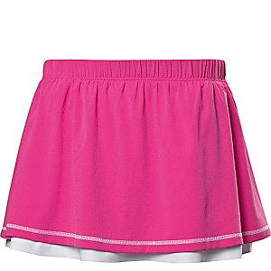 ASICS Tennisrock Damen pink