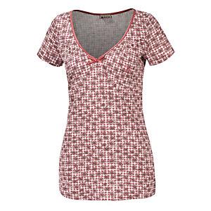 OCK Printshirt Damen altrosa