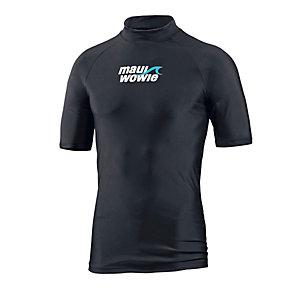 Maui Wowie Lycra Surf Shirt Herren schwarz