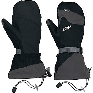 Outdoor Research Meteor Mitts Outdoorhandschuhe schwarz