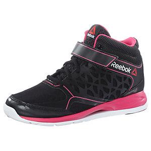 Reebok Studio Choice Mid Fitnessschuhe Damen schwarz/pink