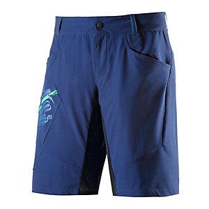 Qloom Busselton Bike Shorts Herren blau